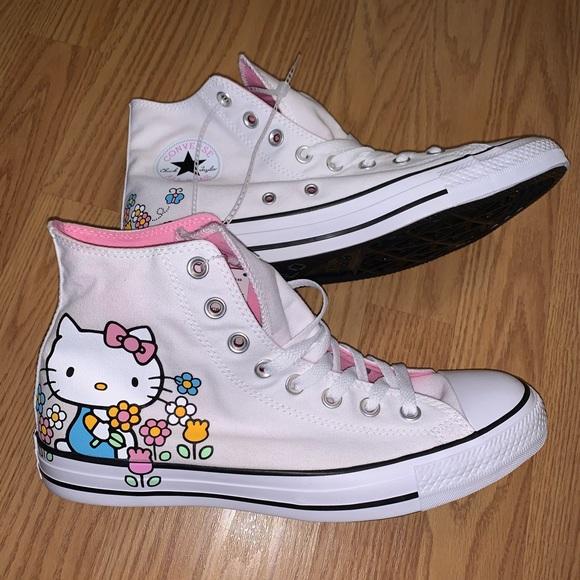 All Star Converse Chucks, Hello Kitty, 29, aus USA, neu